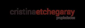 Cristina Etchegaray Propiedades Logo